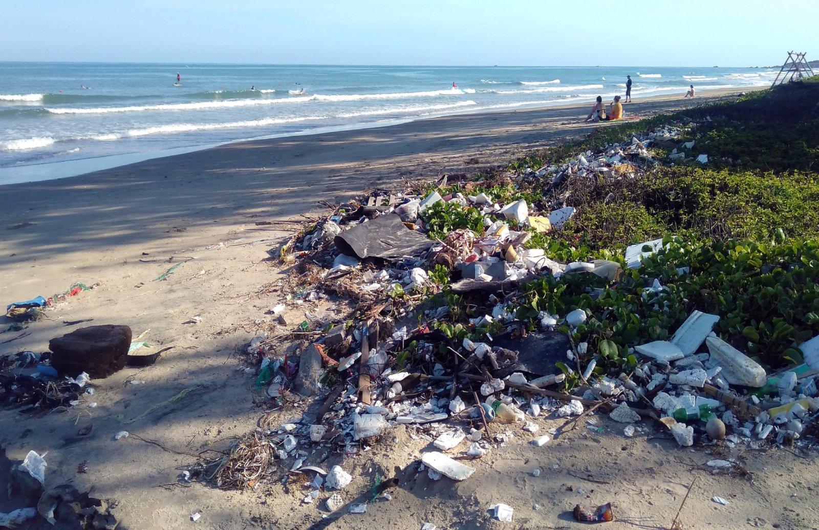 80% viso vandenynų plastiko atkeliauja iš daugiau nei 1000 upių