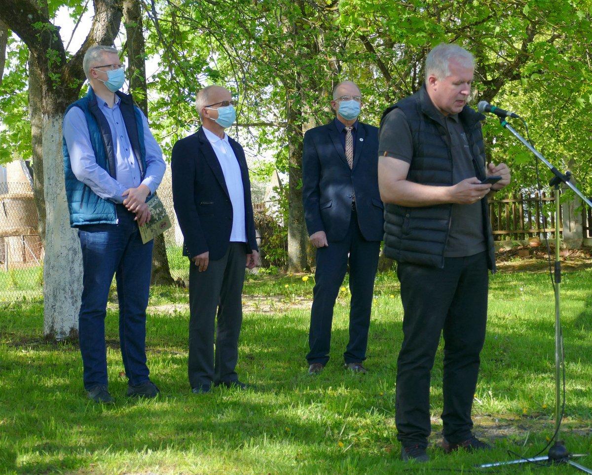 Kariuomenės ir visuomenės dieną – partizanų takais nuo Šilavoto iki Juodbūdžio