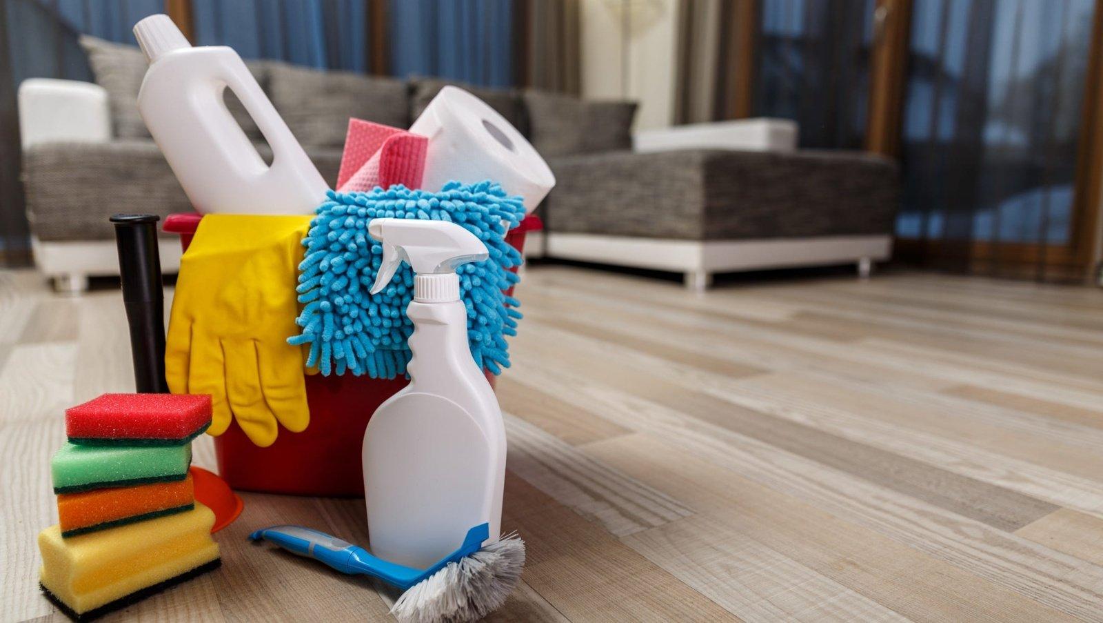 Kaip palengvinti pavasarinį namų tvarkymą