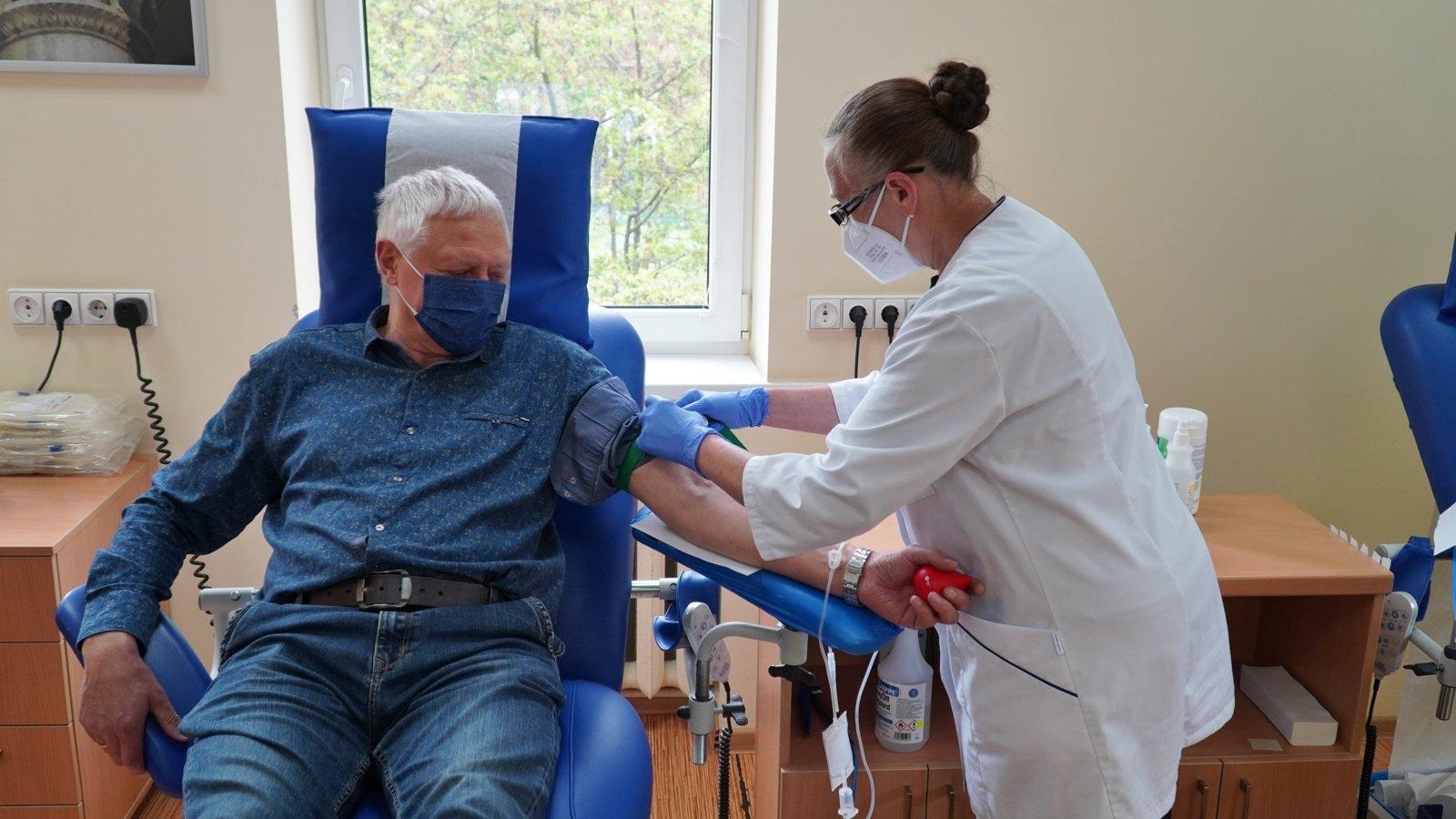 Dvigubas jubiliejus – širdimi ir krauju