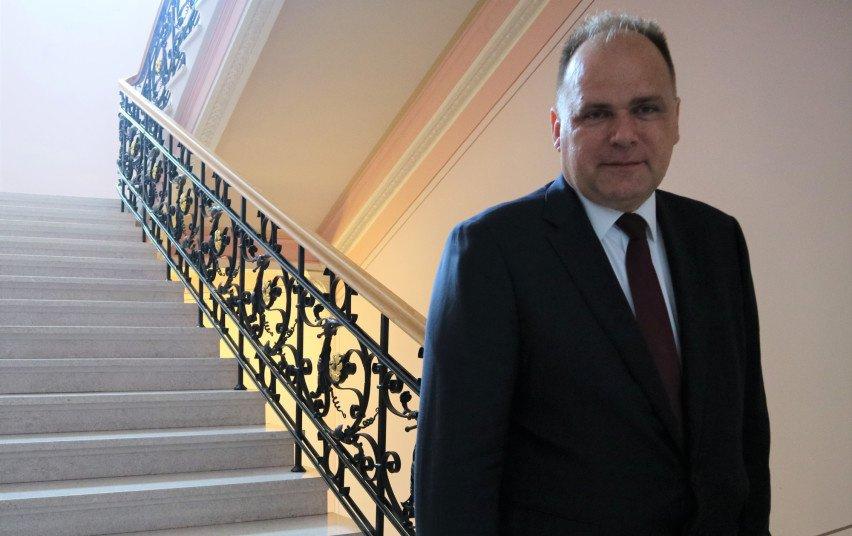 Maskva neįsileido Lietuvos kultūros atašė paskirto R. Vingro
