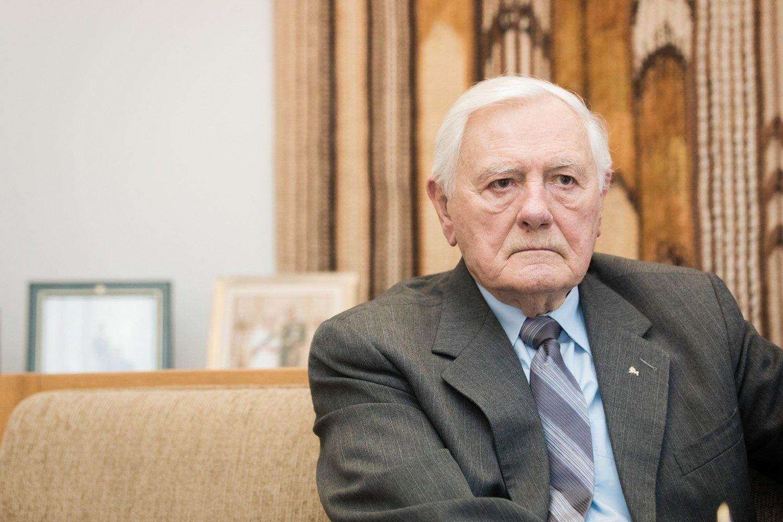 Baltarusija kreipėsi į Lietuvą: prašoma apklausti V. Adamkų