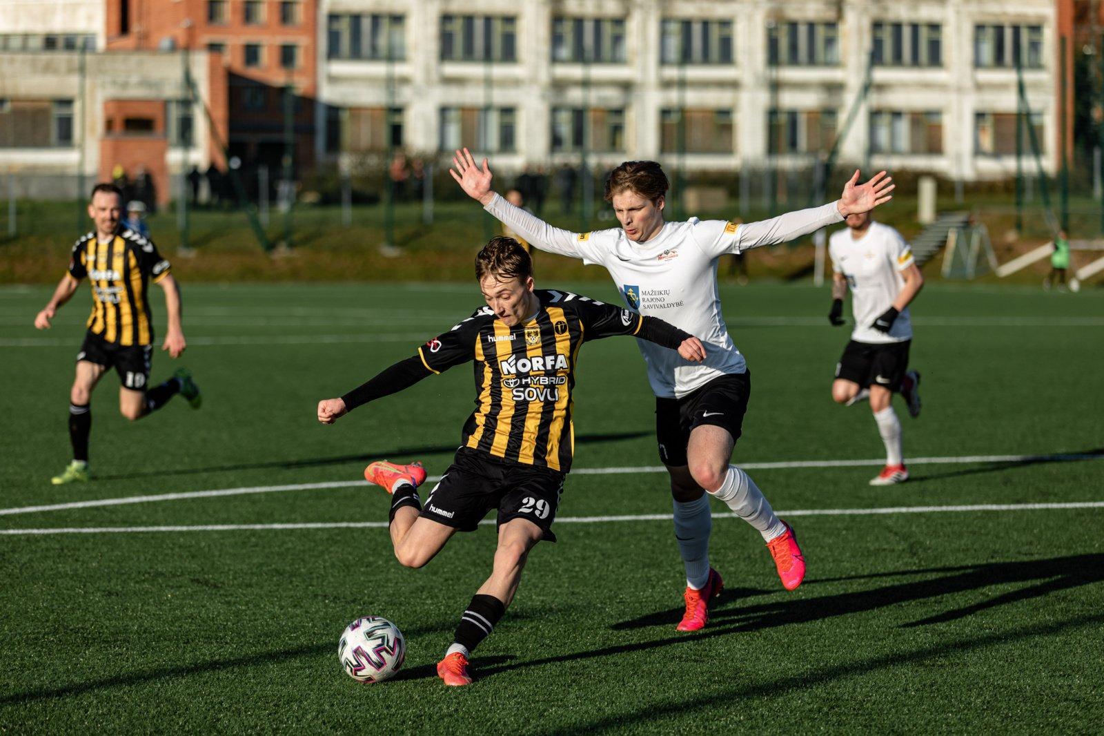 Lietuvos vaikinų U-19 rinktinėje – du šiauliečiai