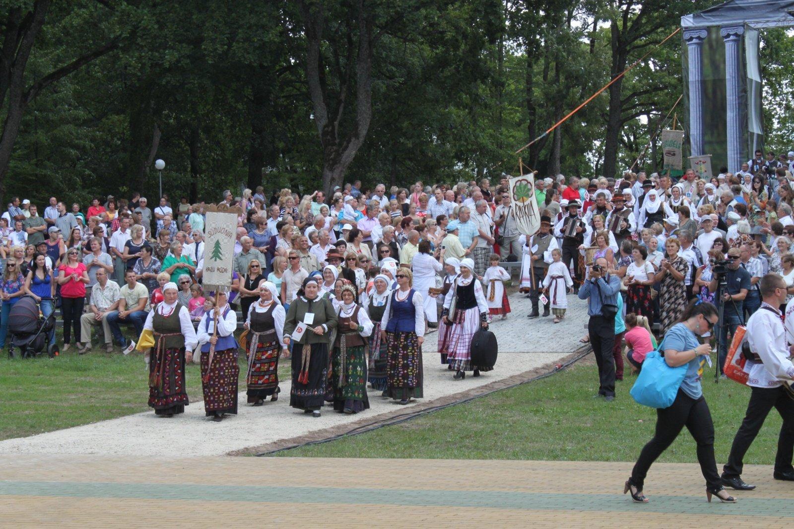 Rugpjūčio 20–22 dienomis Jurbarke šurmuliuos šventė