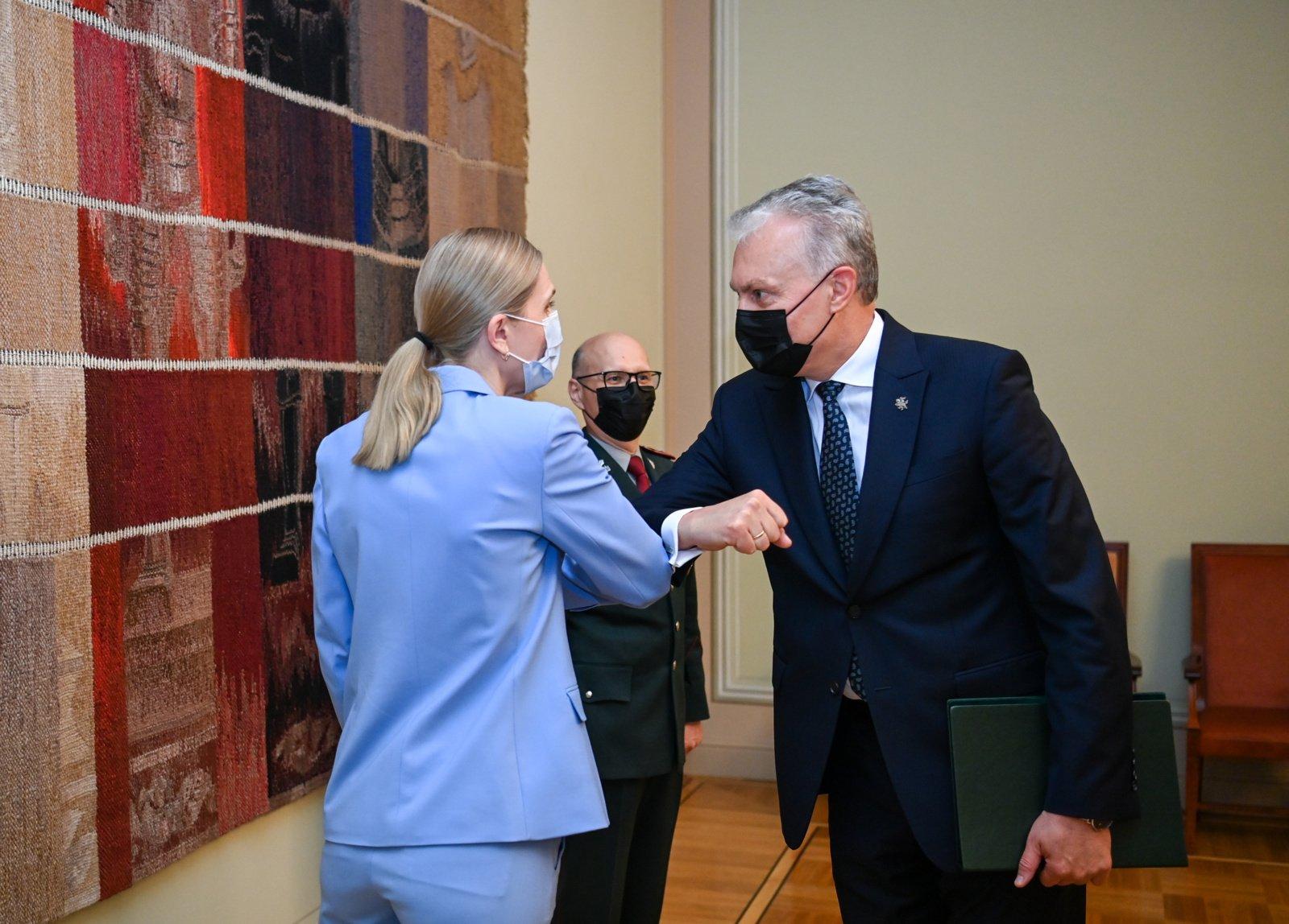 Prezidentūra ir VRM: prieš Lietuvą Baltarusija vykdo hibridinį karą