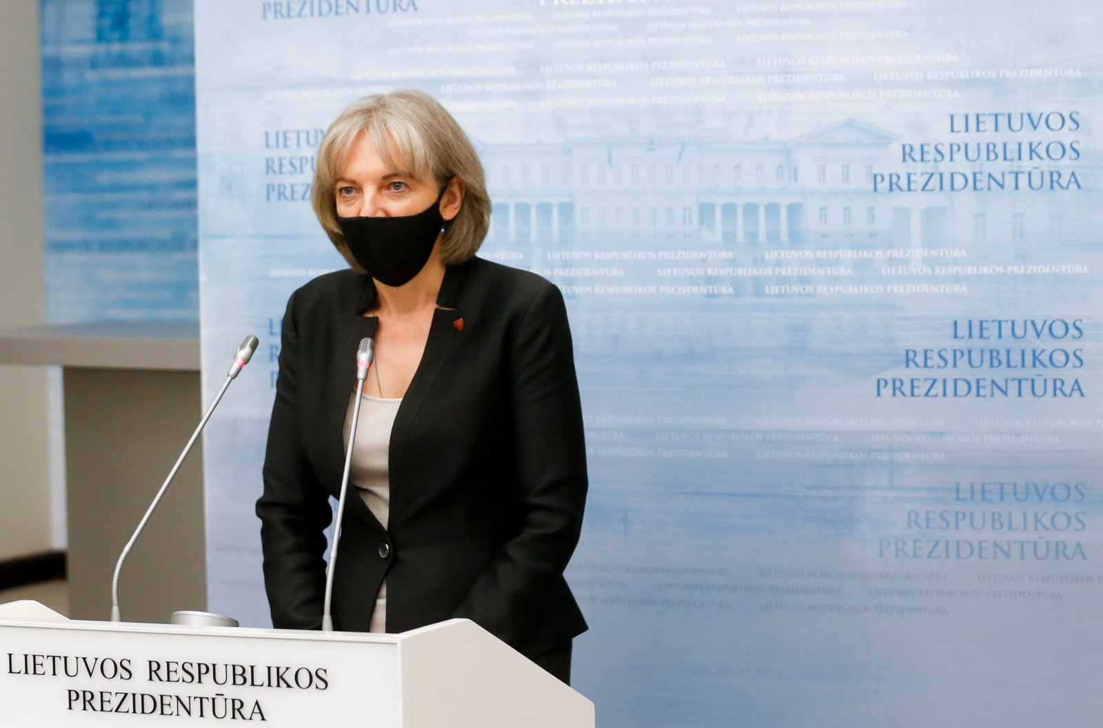 Prezidentūra apie incidentą Baltarusijos pasienyje: tai provokuojamas elgesys, galima bus galvoti apie atsako veiksmus