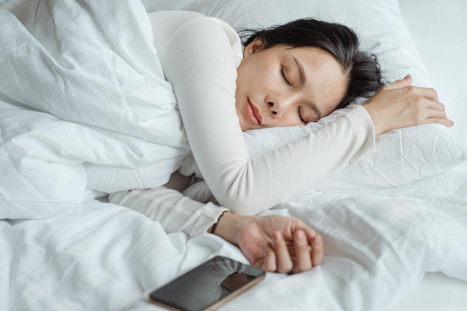 5 produktai, pagerinsiantys miego kokybę