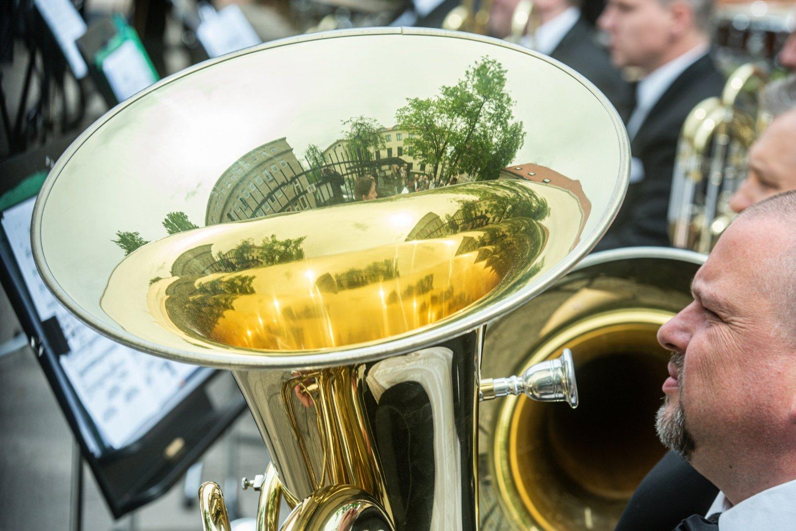 """Ž. Verno personažai atgis spalvingoje orkestro """"Trimitas"""" programoje"""