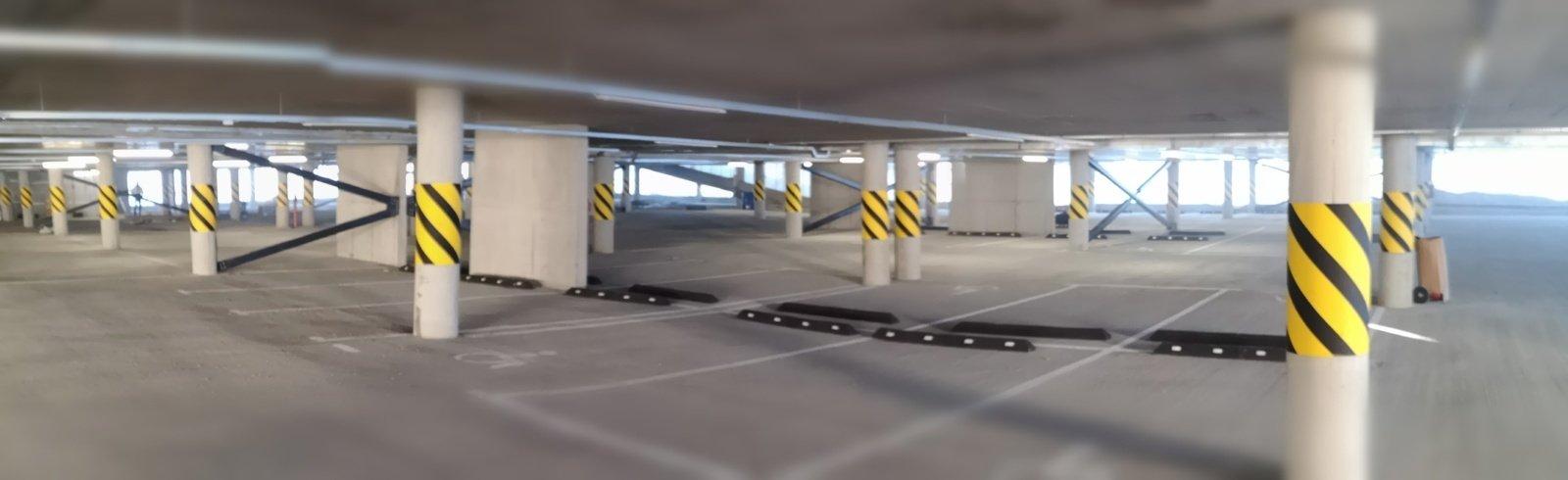 Prie Vilniaus klinikinės ligoninės ketinama įrengti daugiaaukštes automobilių aikšteles