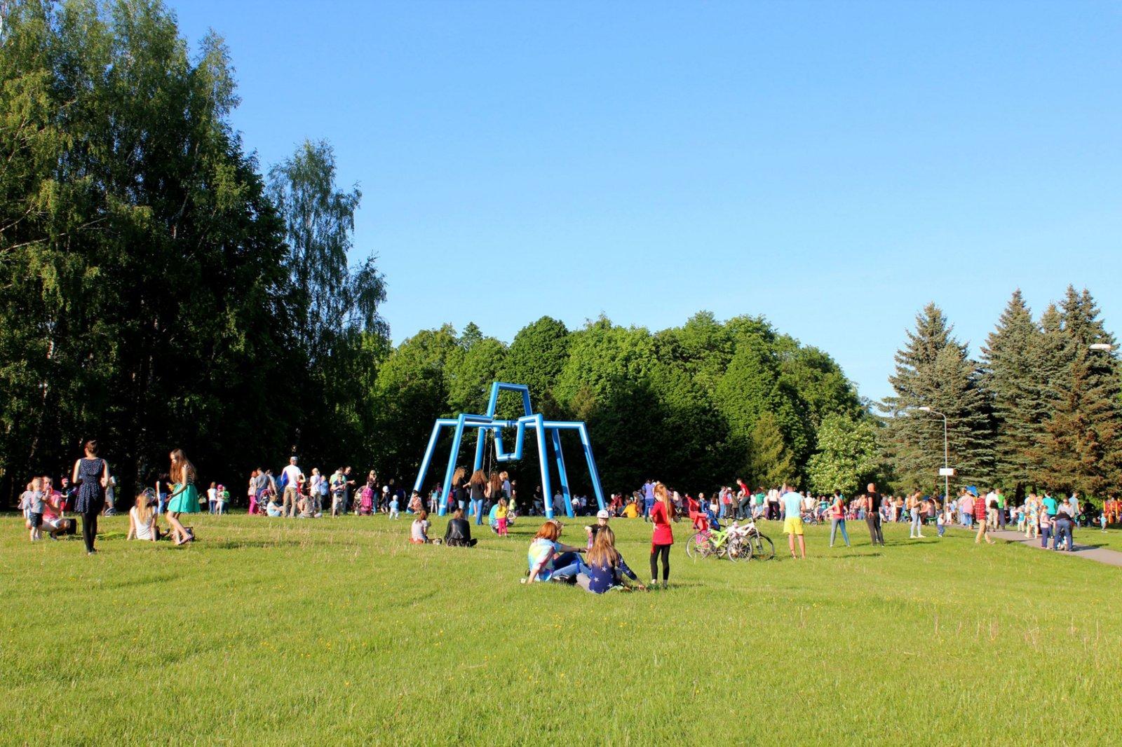 Alytaus miesto gimtadienis: kokius renginius galėsime aplankyti Jaunimo parke?