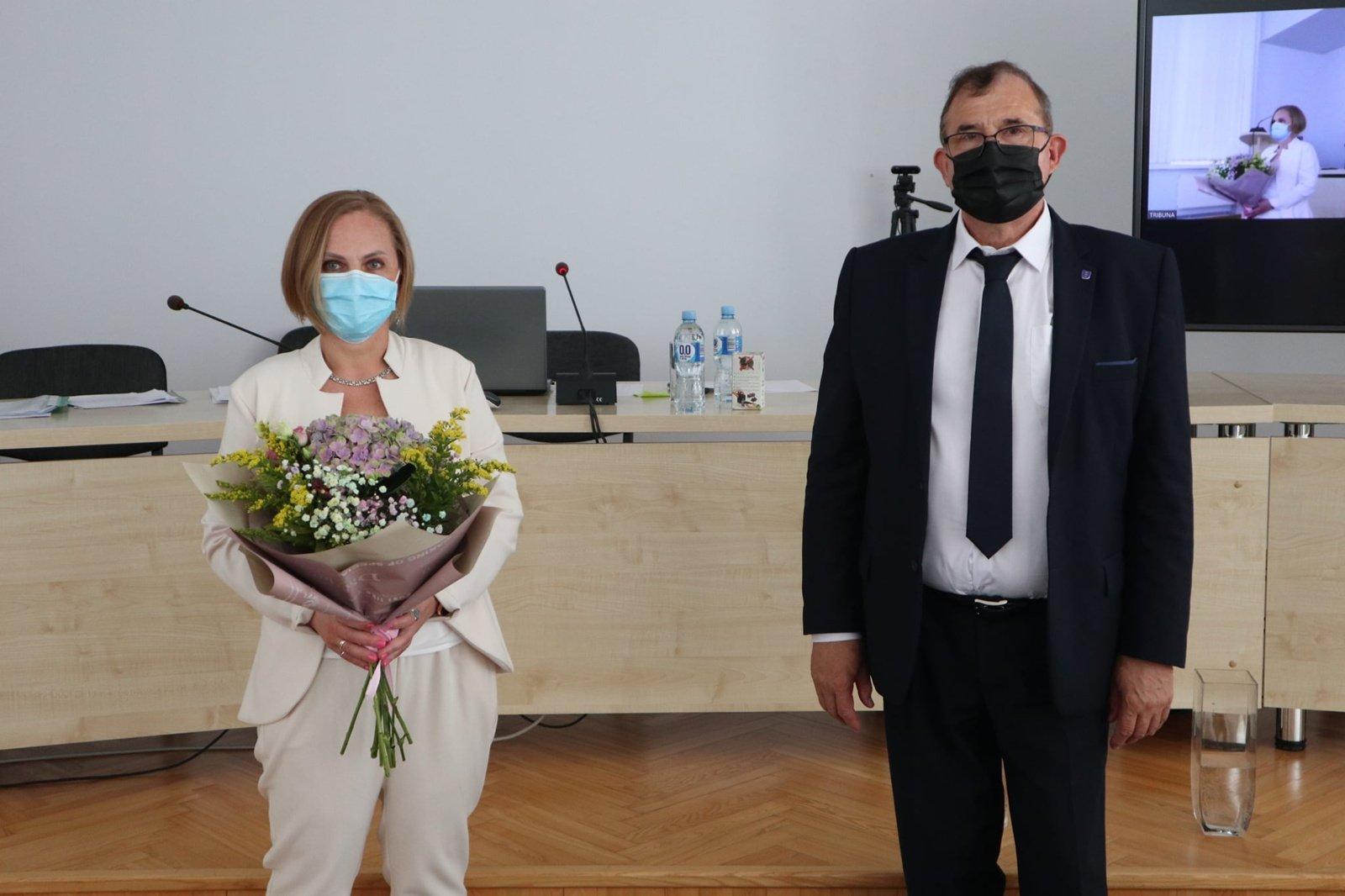 Darbą pradės naujoji Ignalinos savivaldybės administracijos direktoriaus pavaduotoja