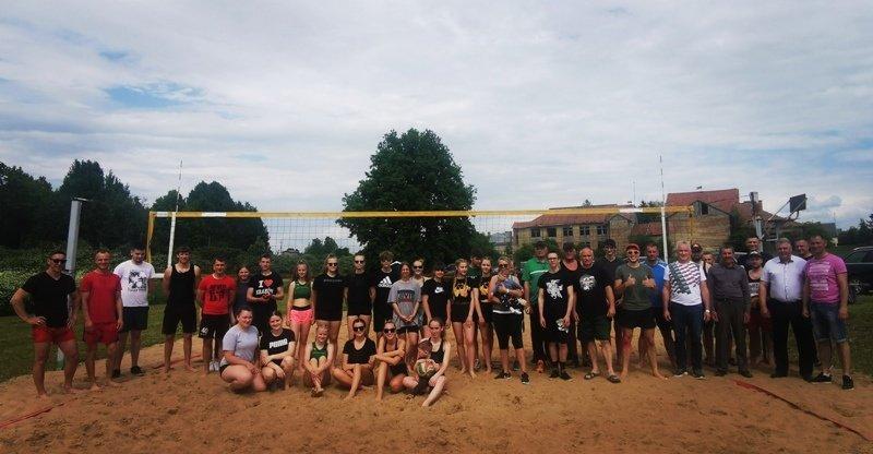 Pagėgių savivaldybės paplūdimio tinklinio turnyre – geriausi krašto tinklininkai