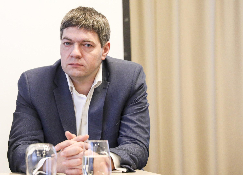 A. Mazuronis: kai kažkokios iniciatyvos paliečia azartinių lošimų reglamentavimą – prasideda beprecedentis spaudimas