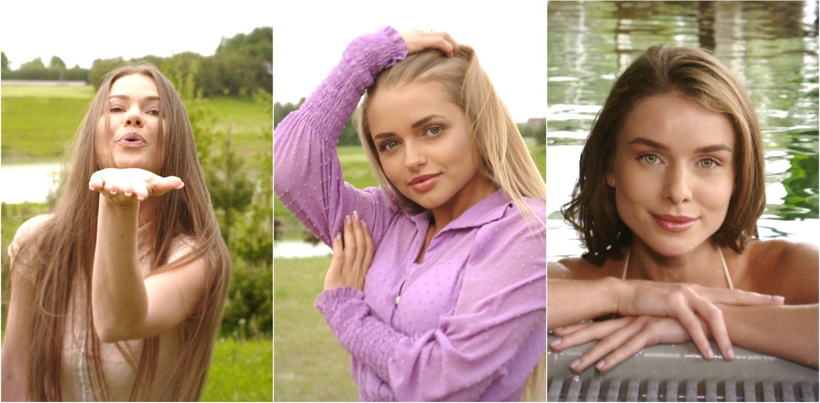 Užburiančios gražuolės iš Ukrainos dėl meilės padarytų viską: ištekėti galėtų nors ir rytoj