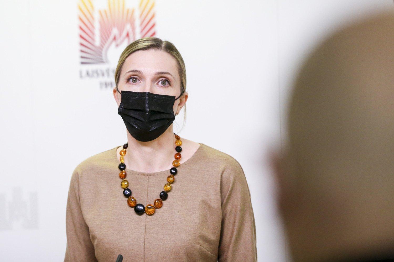 A. Bilotaitė: Dėl pabėgėlių srautų gali būti skelbiama ekstremalioji situacija