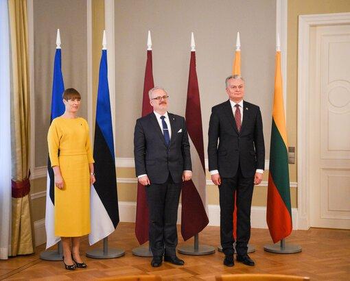 Baltijos šalių vadovai paminėjo trėmimų pradžią: ragina pasaulį nepamiršti šių įvykių