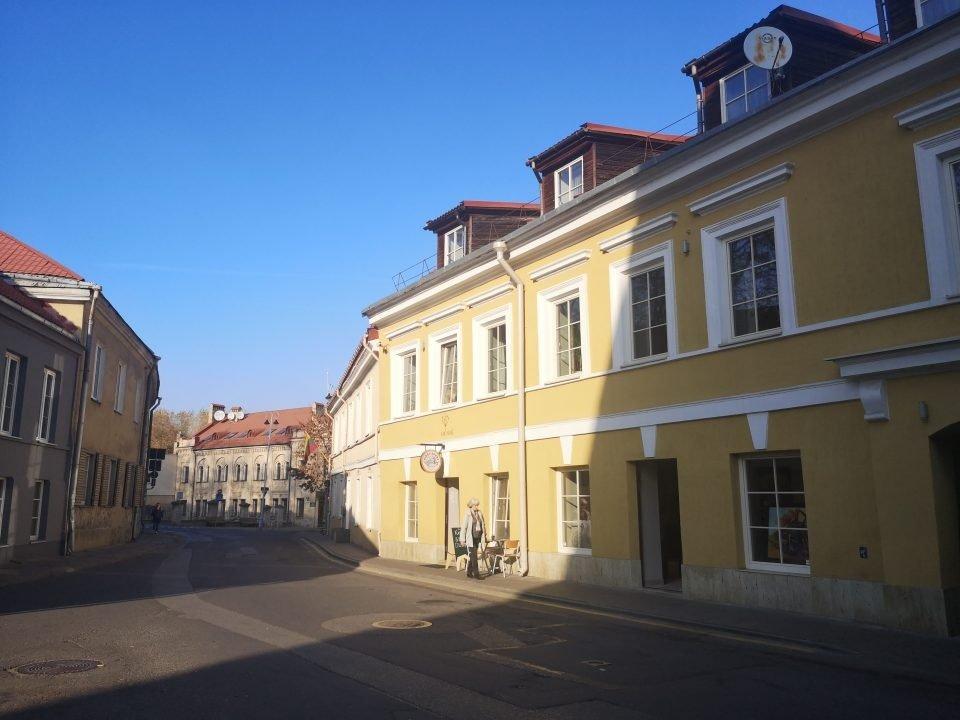 Vilniaus Tilto, Radvilų ir Kaštonų gatvėse švedų kūrėjai atrado Malmę
