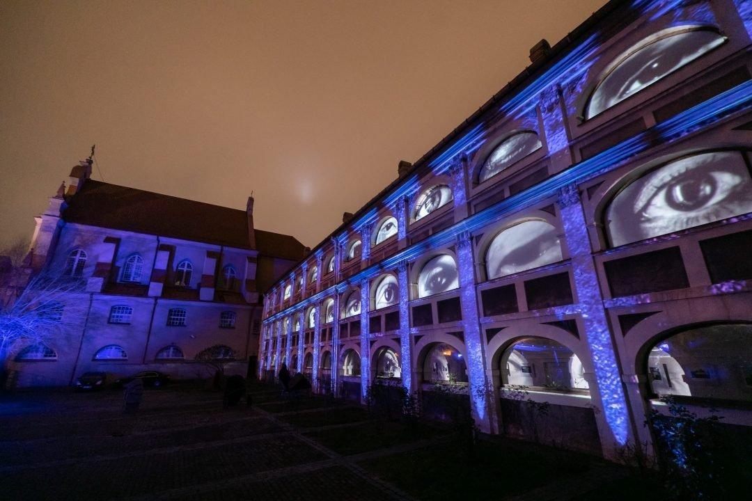 Vilniaus šviesų festivalis nušvis Žolinių savaitgalį