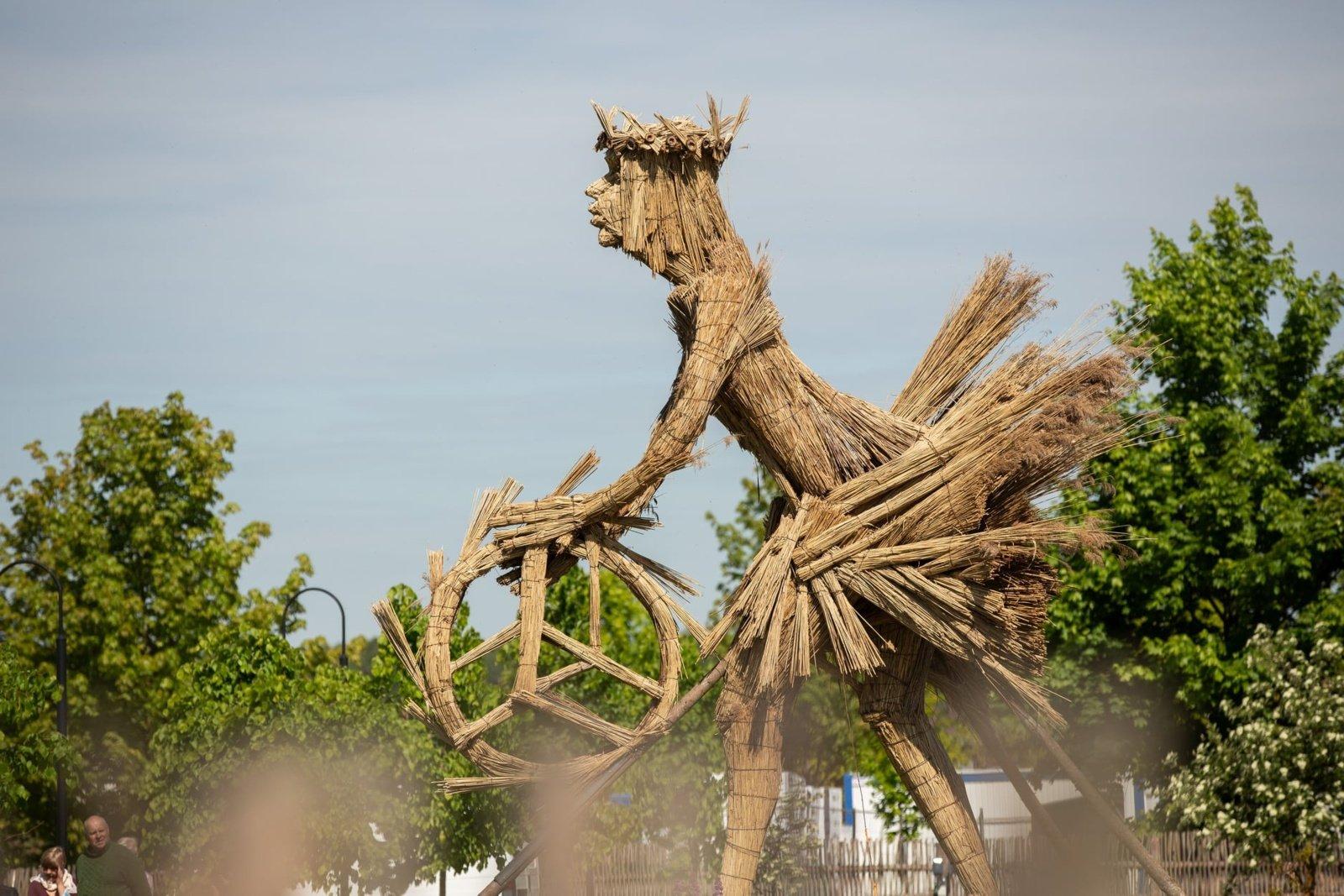 Į Žaliūkių malūnininko sodybą – švęsti Kupolinių