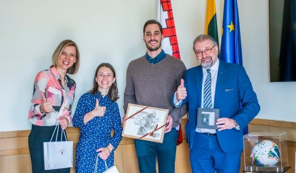 Kazickų šeimos fondo planai Panevėžyje – kurti technologijų ugdymo programą jaunimui