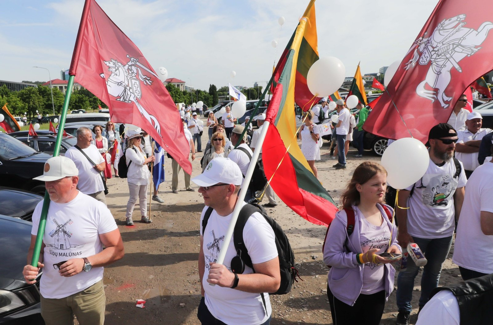 Už neapykantos kurstymą ir vėliavos išniekinimą jaunuoliui gresia laisvės apribojimas