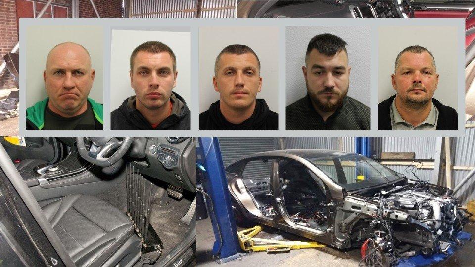 Londono policija sulaikė nusikalstama veikla užsiimančią lietuvių gaują