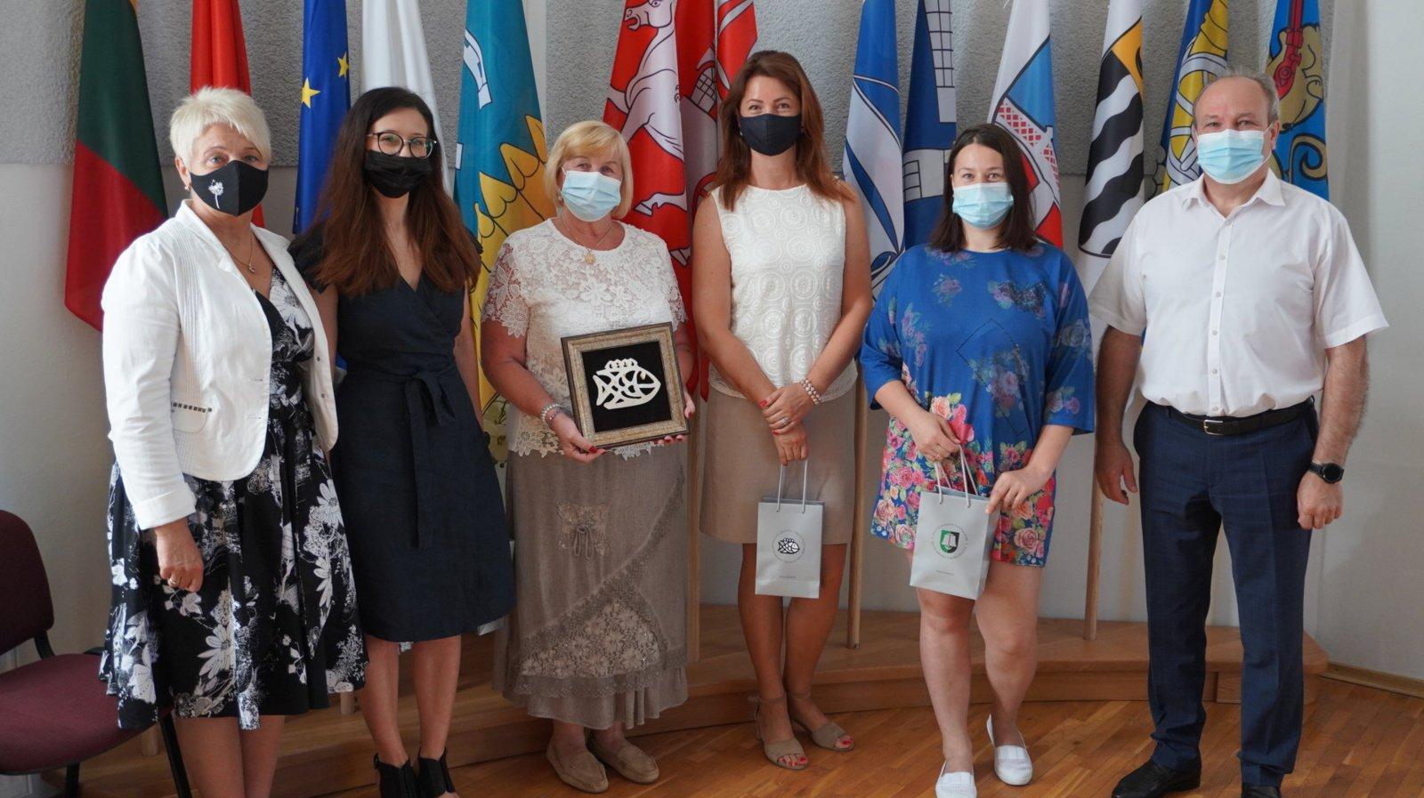 "Fotografijų konkurso ""Neatrasta Šilutė"" nugalėtoja – Birutė Morkevičienė"