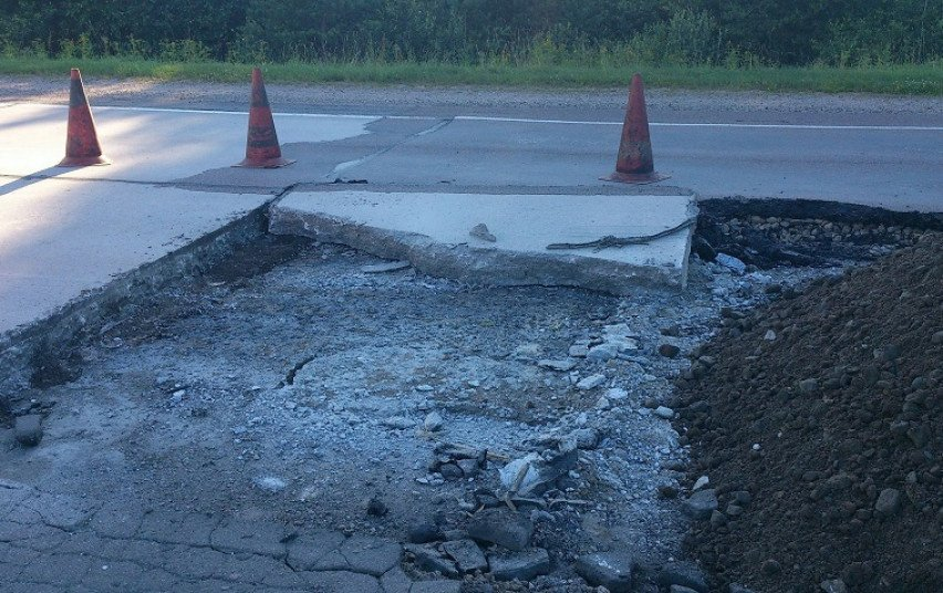 Kelių direkcija įspėja važiuojančius keliu A14 Vilnius–Utena: būkite atidūs