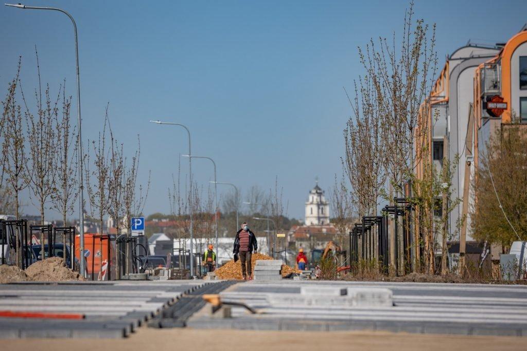 Palankesnė Vilniaus mokesčių politika – kuriantiems patogesnį miestą