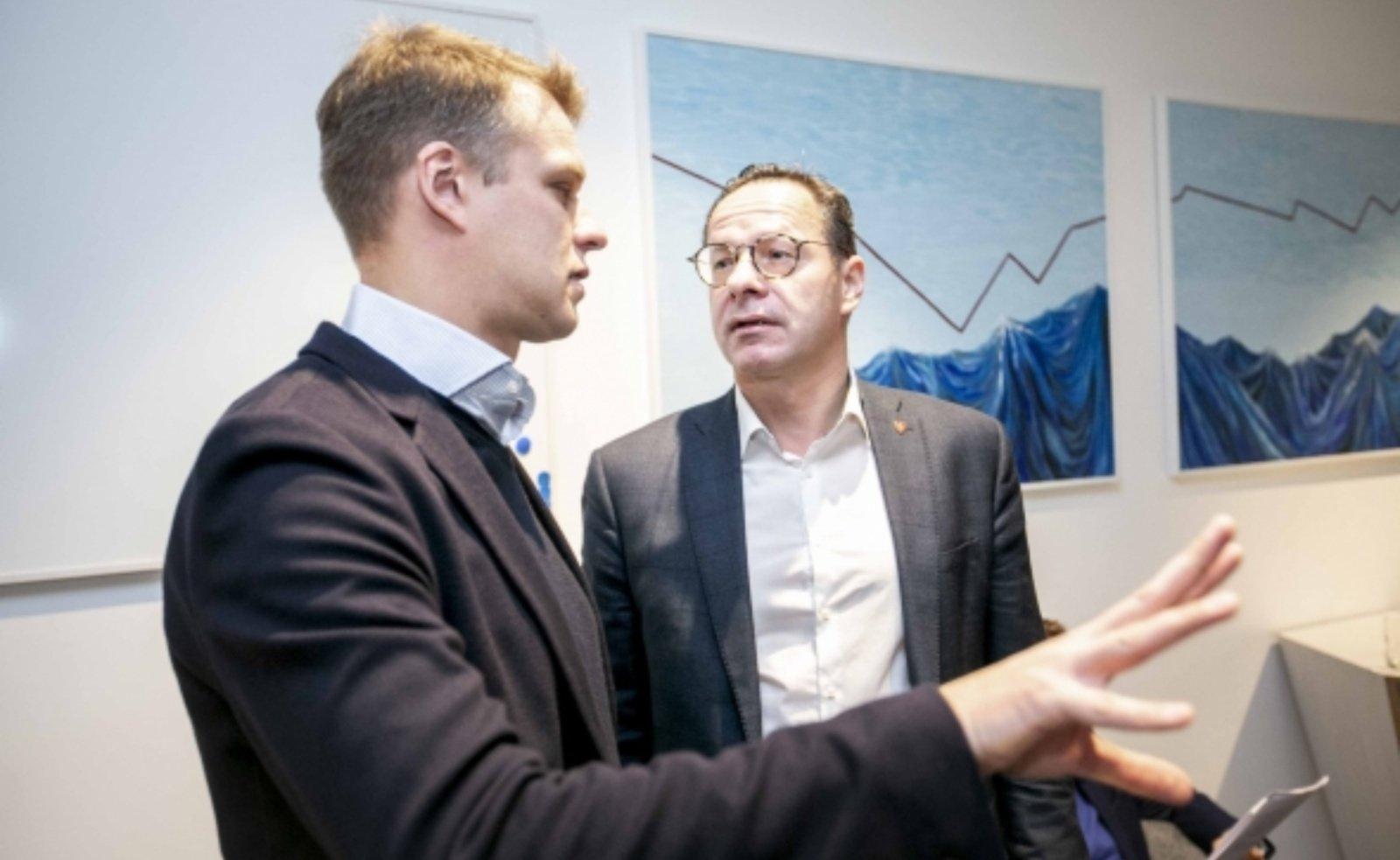 Lietuvos politikai atsisako pripažinti Minsko sprendimą trauktis iš Rytų partnerystės