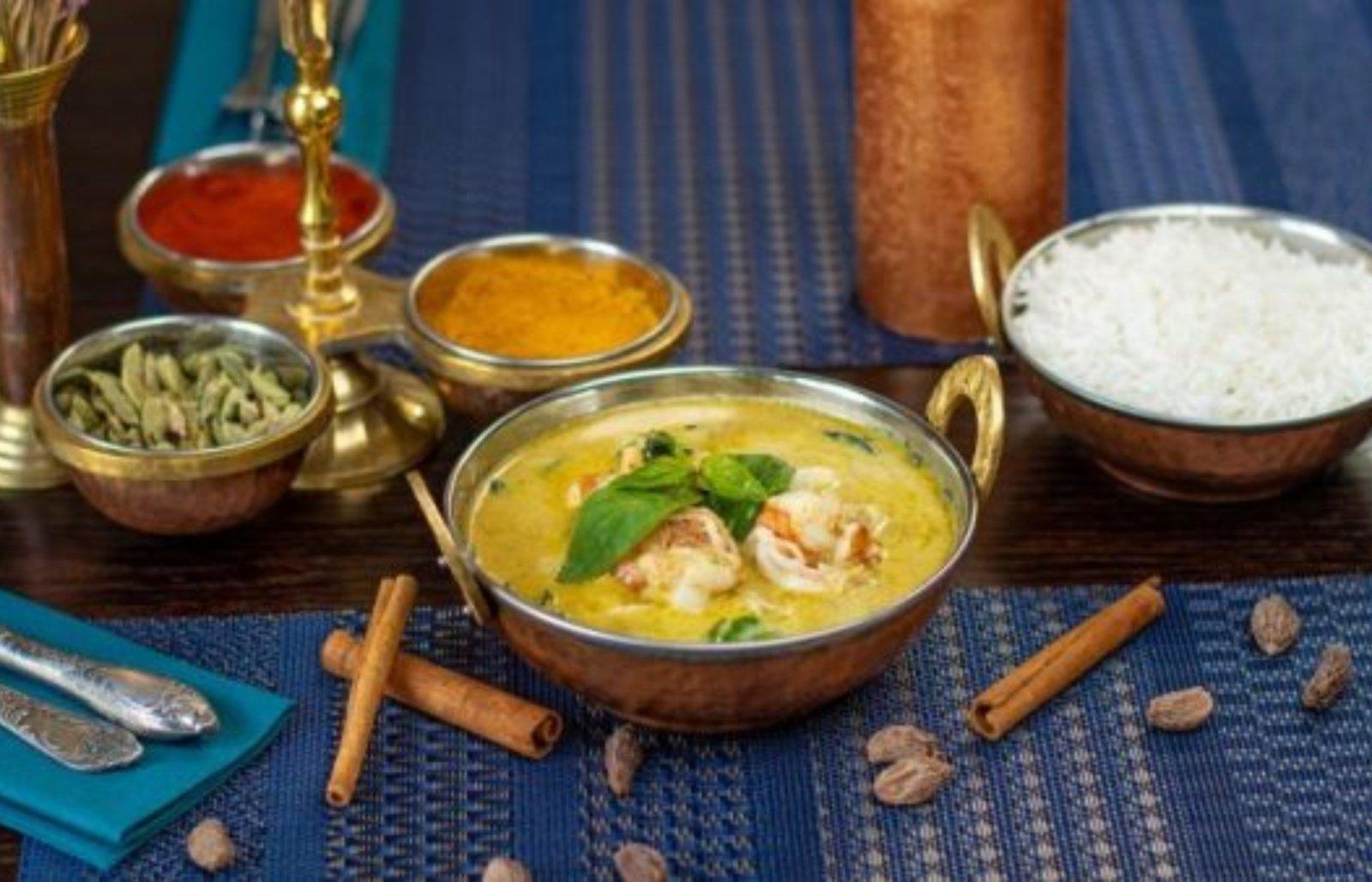 Indiškas restoranas Vilniuje