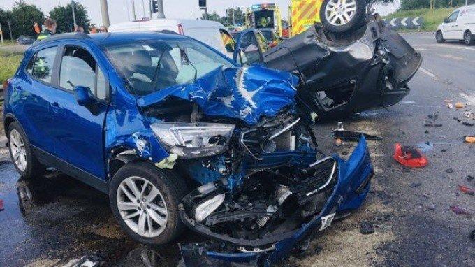Po kraupios avarijos – netikėtumas