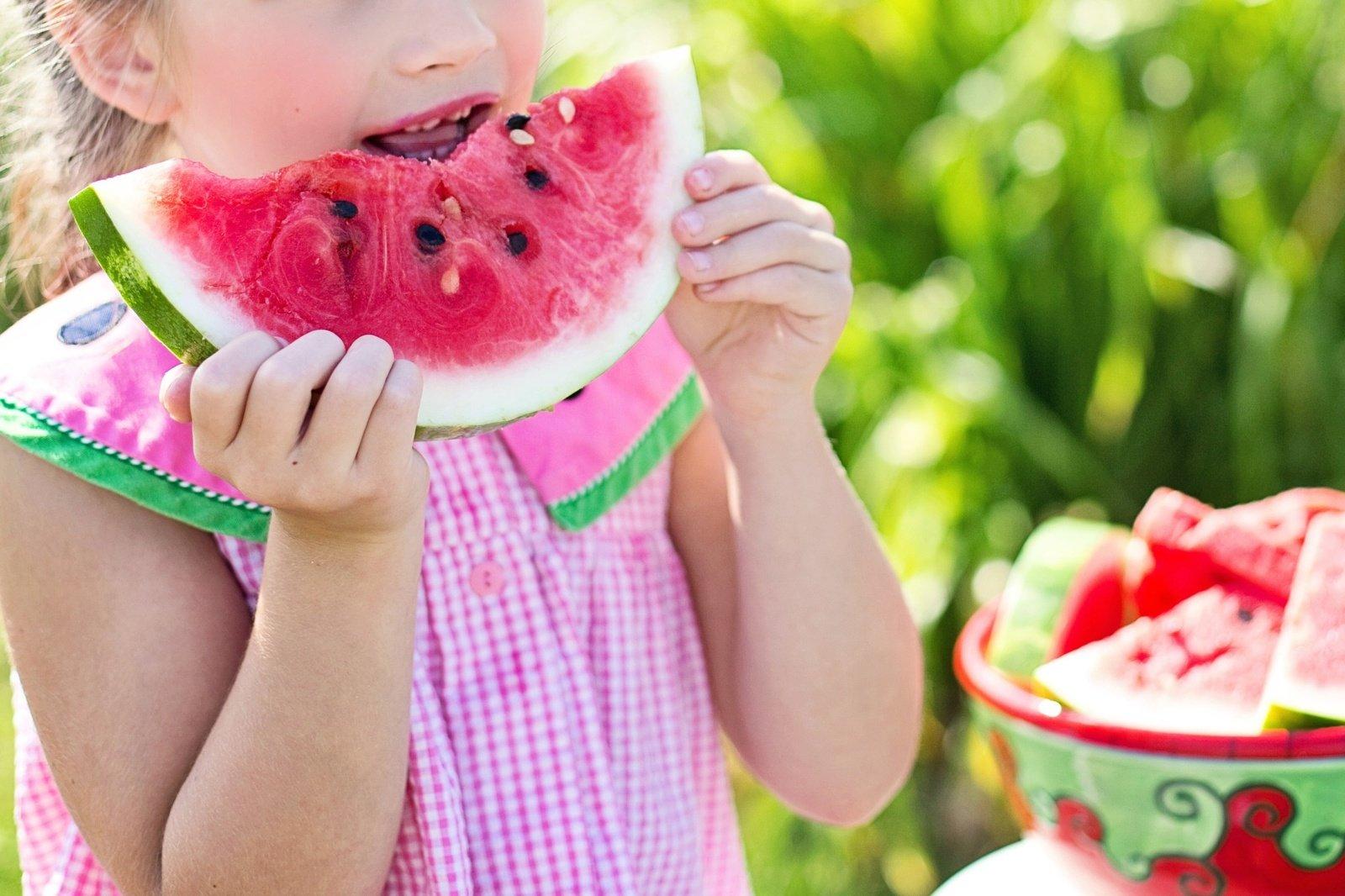 Į ką atkreipti dėmesį perkant arbūzus?