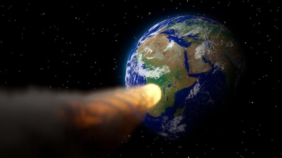 Atrasta megakometa, kurios dydis atima žadą ir ji artėja link Žemės