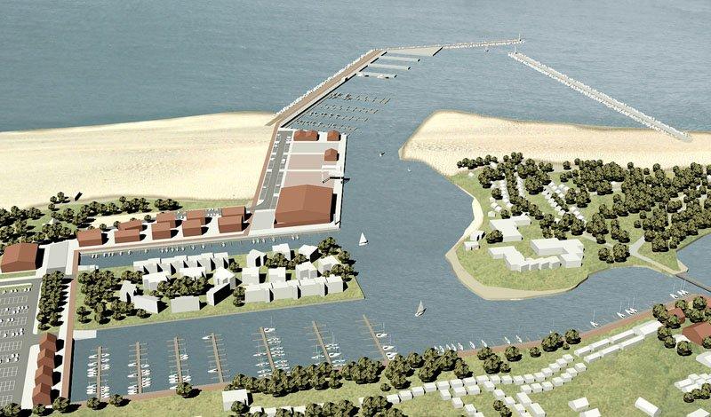 Šventosios jūrų uosto valdymui siūloma steigti uosto direkciją