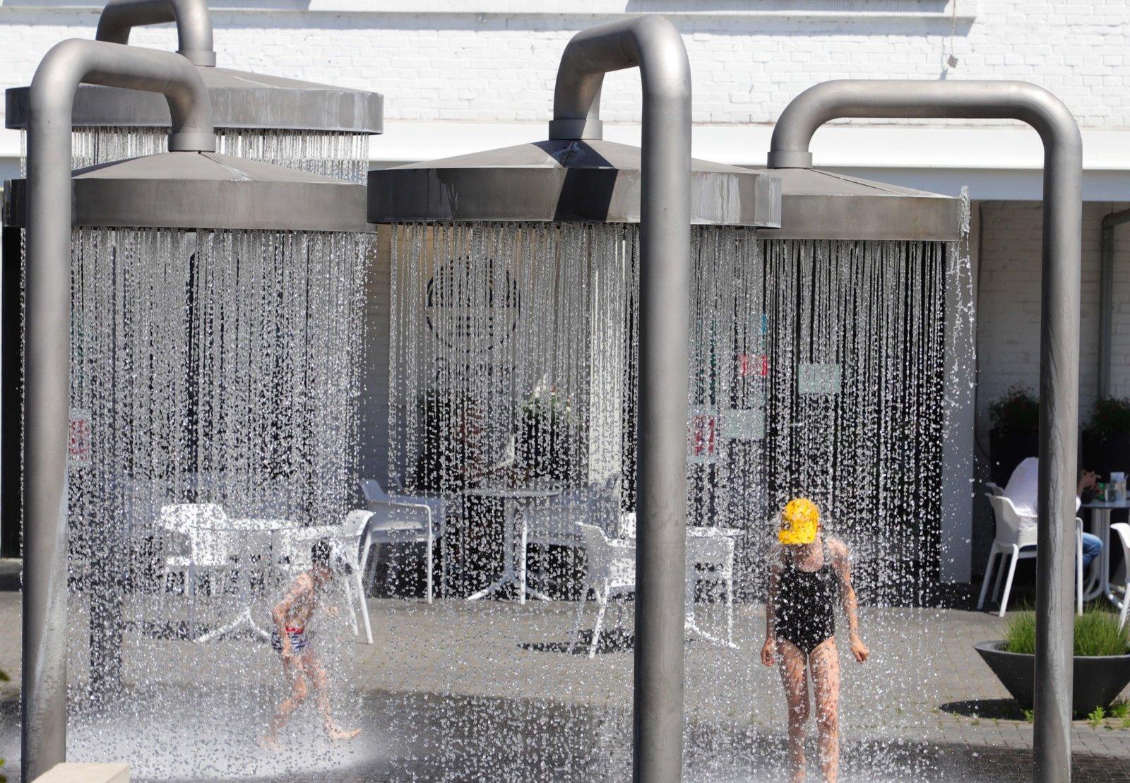 Penktadienį bus ypač karšta: kai kur kepins net 34 laipsnių karštis, savaitgalis – nedaug vėsesnis