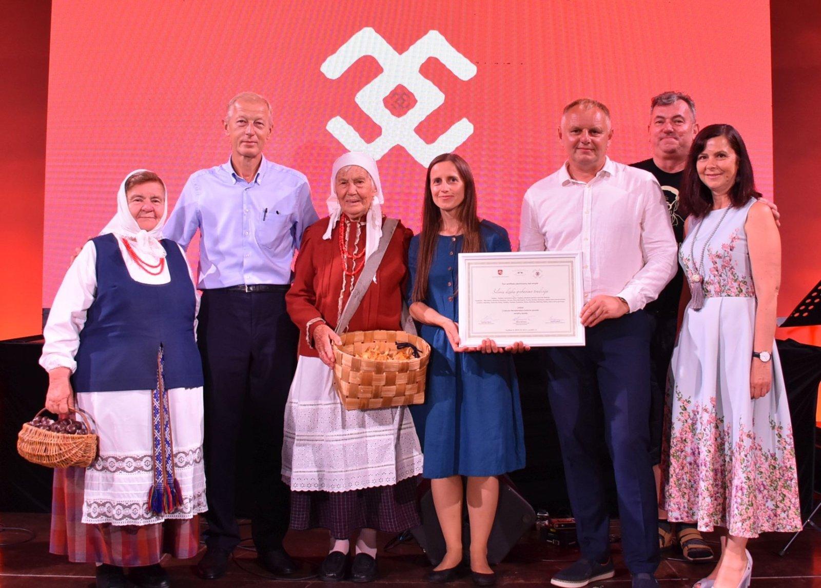 Šilinių dzūkų grybavimo tradicija įrašyta į Lietuvos nematerialaus kultūros paveldo vertybių sąvadą