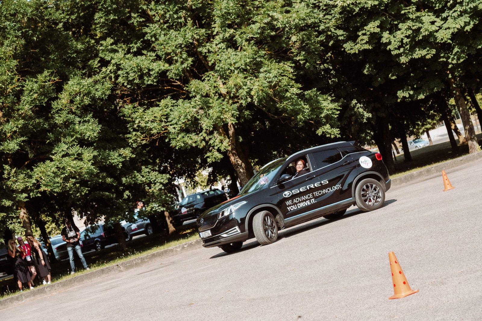 ORLEN Lietuva Ladies Go For Family, SERES Nacionalinių Vairuojančių Moterų Varžybų 2021 2-asis etapas