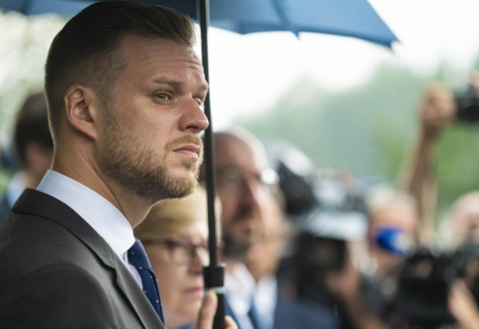 """G. Landsbergis: """"Lietuvos pareiga padėti Prancūzijai Malyje"""""""