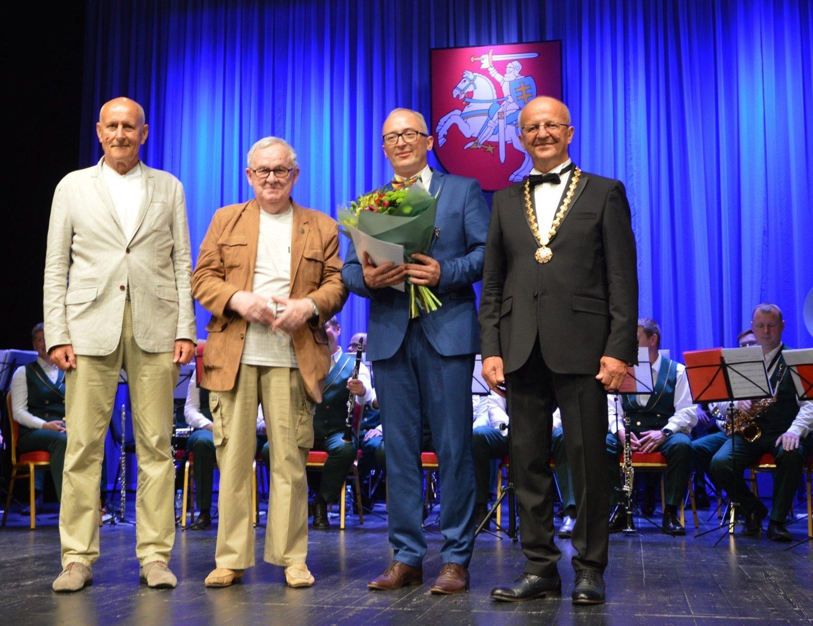 Vytautas Kandrotas: Mato Šalčiaus siektas tikslas – būti išvien – aktualus ir šiandienos Lietuvai