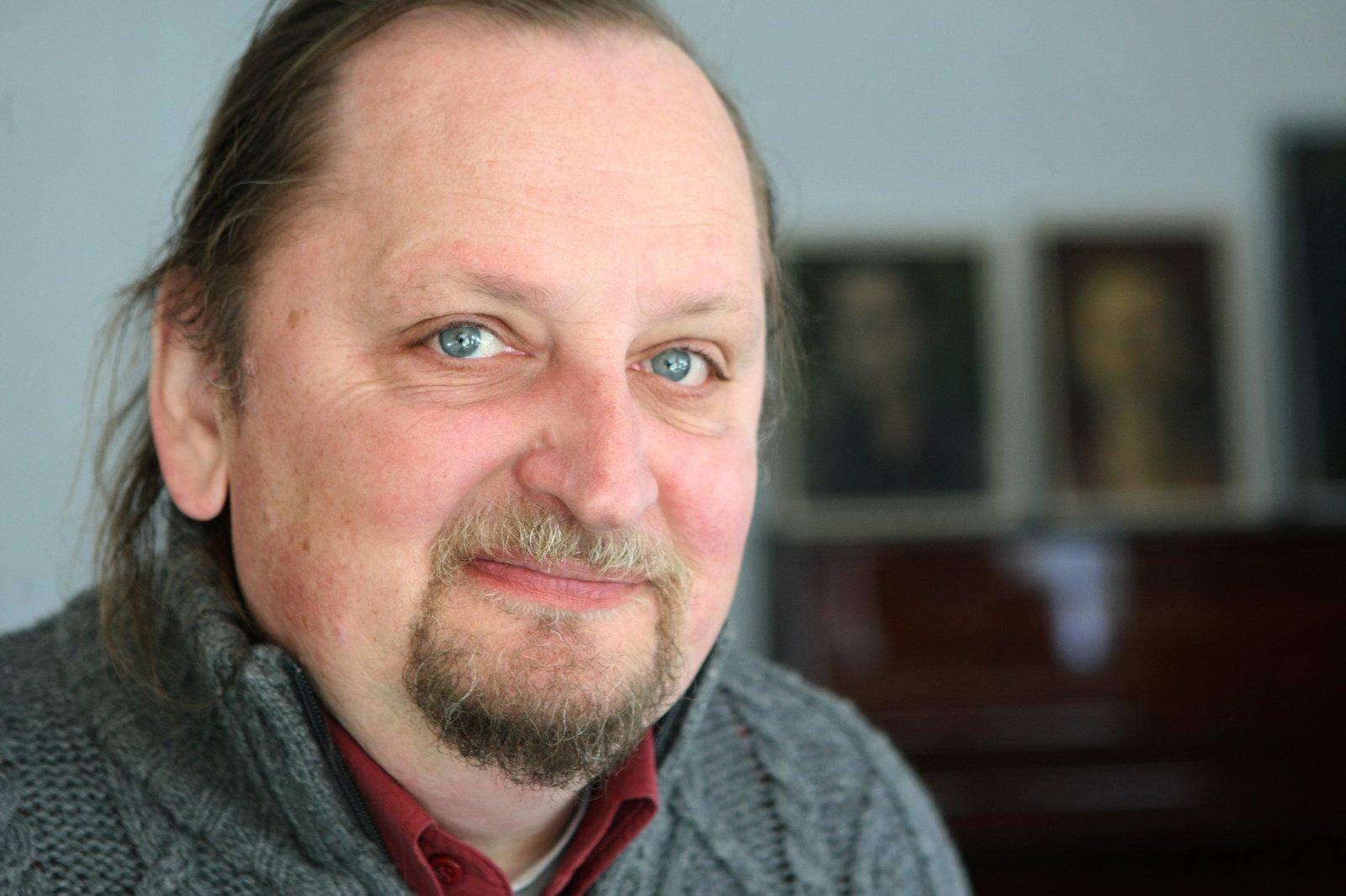 Mirė kompozitorius, muzikologas Algirdas Klova