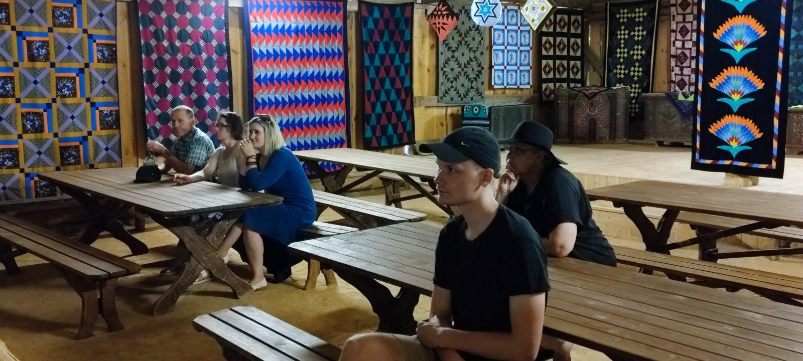 """Žemaitijos kaimo muziejuje pristatytas projektas """"Meno edukacija tvarumo link"""""""