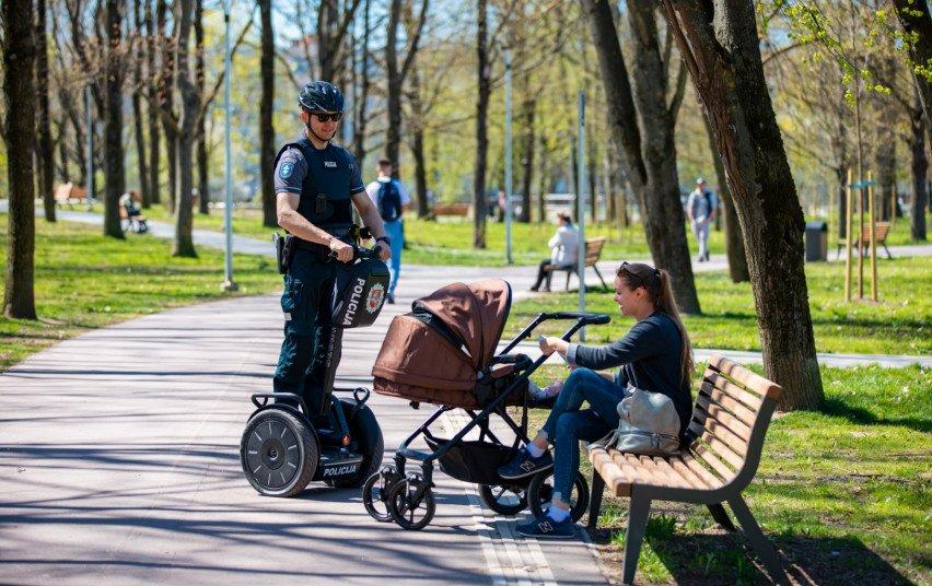 Aptarti Klaipėdos apskrities VPK veiklos pusmečio rezultatai