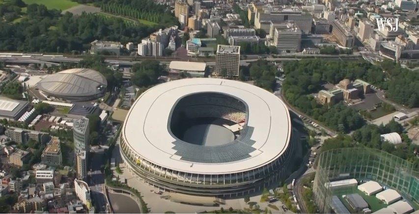 Tokijuje temdoma COVID-19 ir persekiojama problemų startuoja olimpiada