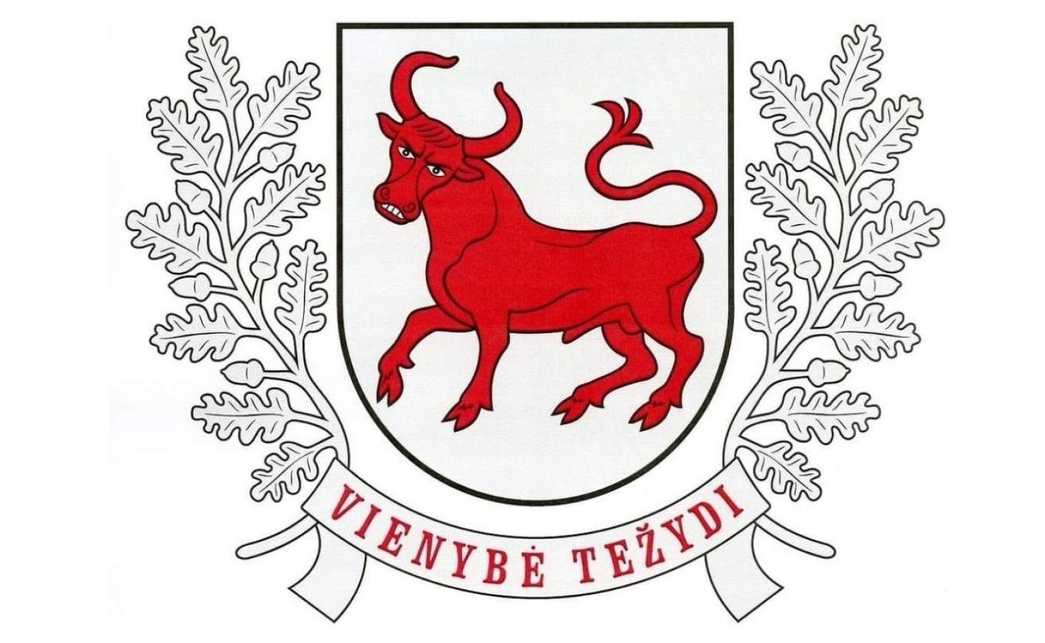 Lietuvos Respublikos Prezidentas patvirtino Suvalkijos (Sūduvos) herbą