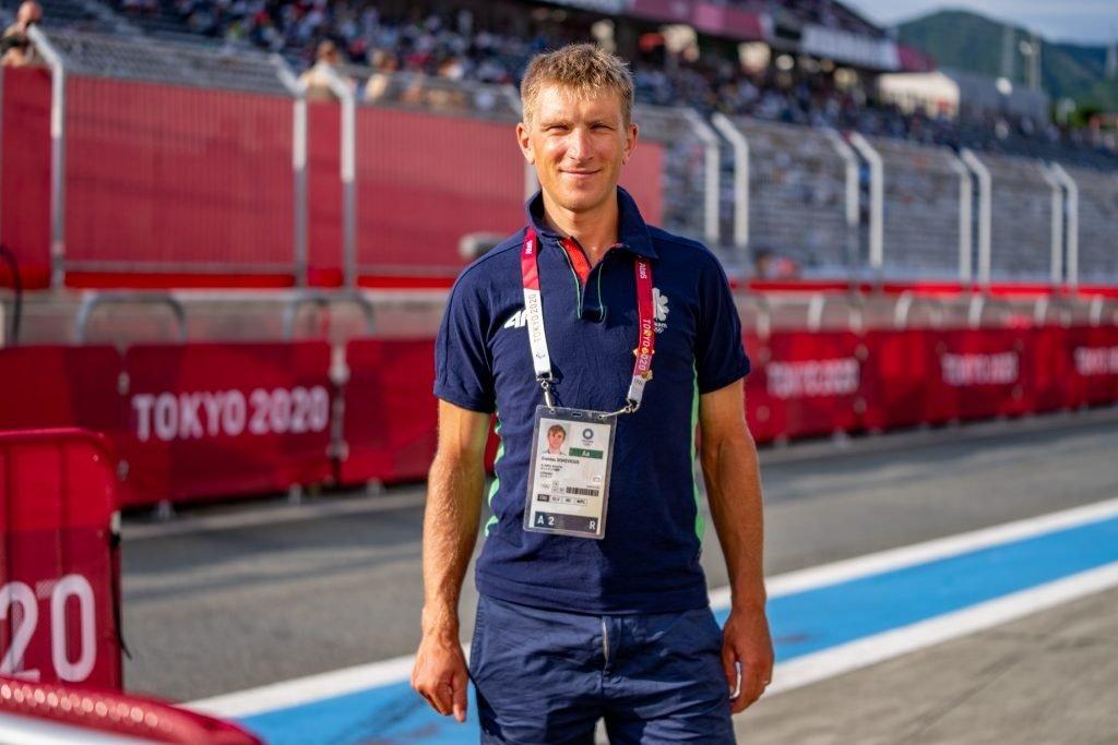 """Lietuvos dviratininkas Evaldas Šiškevičius nebaigė olimpinių lenktynių: """"Mūsų sportas nieko neatleidžia"""""""