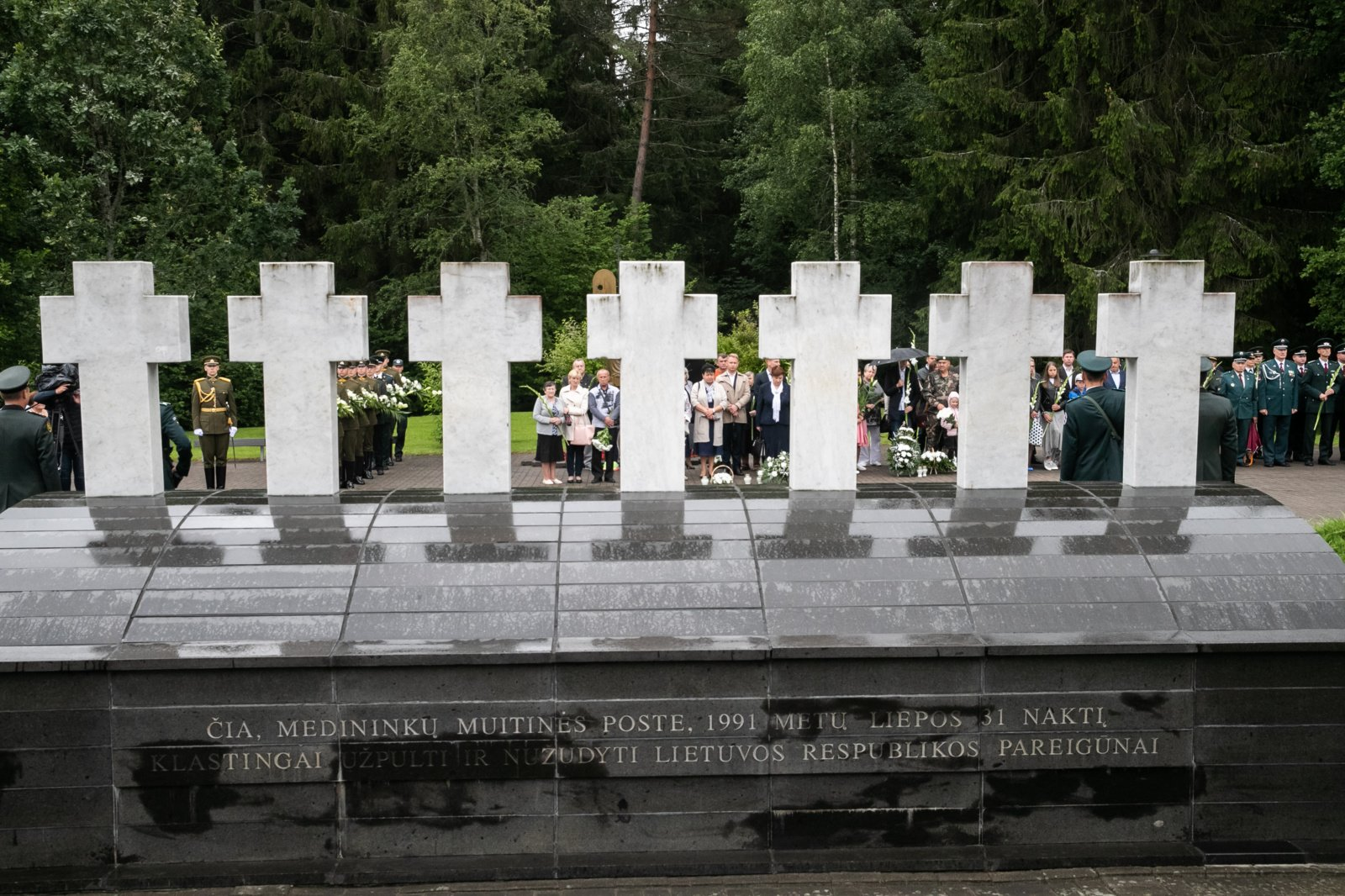 Medininkų žudynių 30-mečio minėjimo renginiai