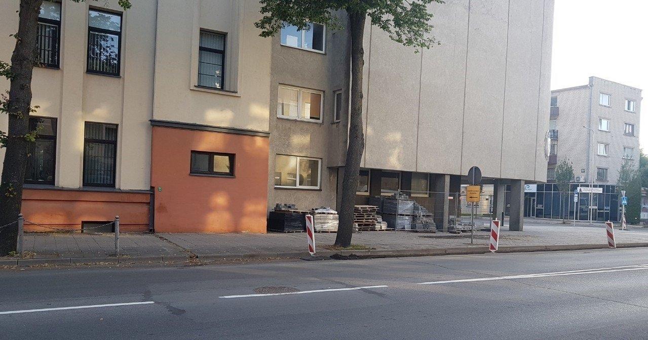 Šiaulių centre – nauja autobusų stotelė