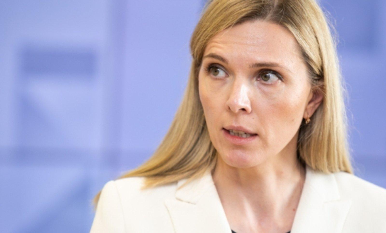 A. Bilotaitė: VRM siūlo Vyriausybei spręsti, ar įvesti nepaprastąją padėtį pasienyje