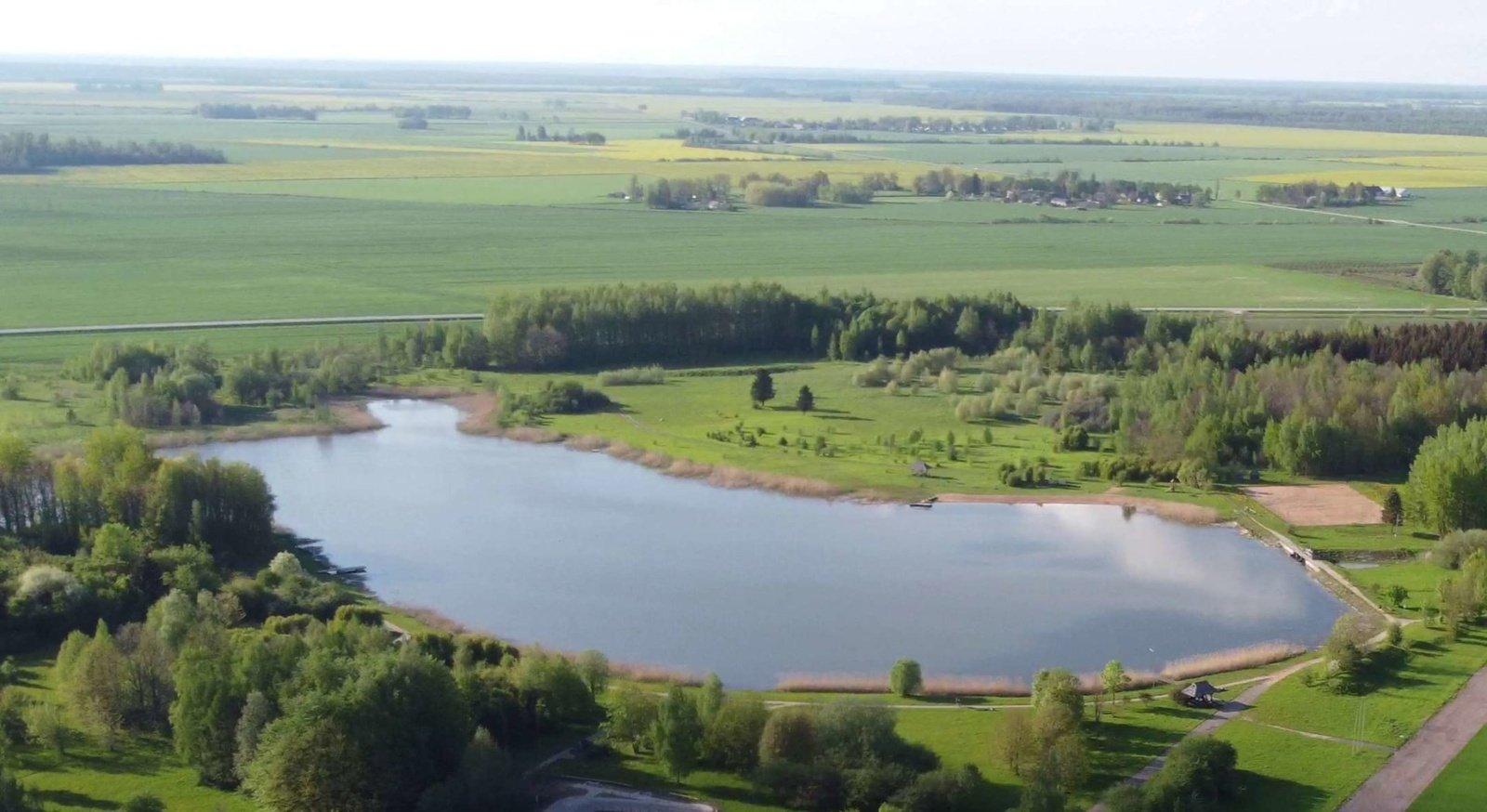 Tikrinta Joniškio rajono vandens telkinių būklė